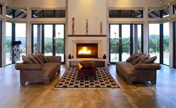 Decorative Concrete Floors For Homes : Designer concrete flooring decorative